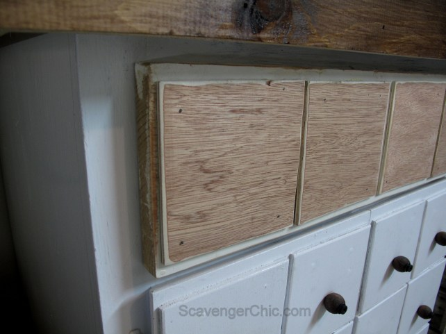 Faux Apothecary cabinet diy, cabinet doors makover, workshop storage, white cabinets, plain flat cabinets, unique cabinets, Adding character to old cabinets, Cabinet makeover diy