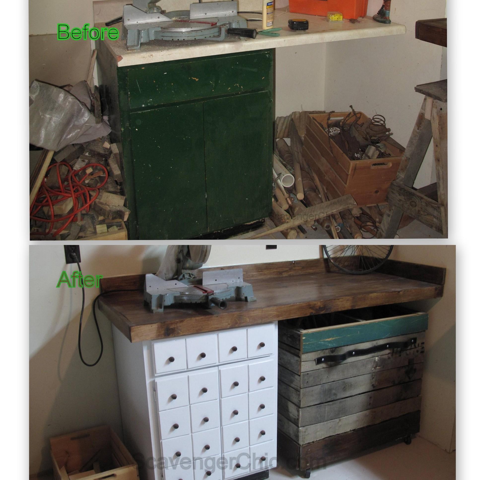 Workshop Cabinets Diy Faux Apothecary Cabinet Workshop Storage Scavenger Chic