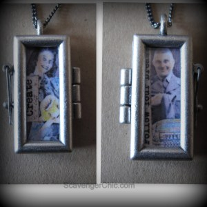 Remembering Mom and Dad Locket