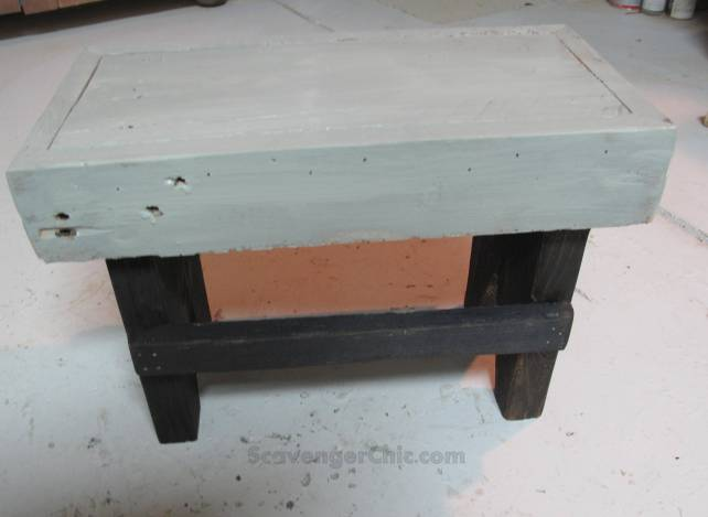 Step Stool, Footstool, Scrap Wood Projects.  Easy diy