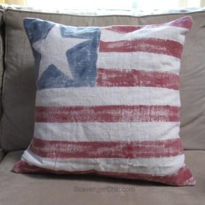 DIY Americana Flag