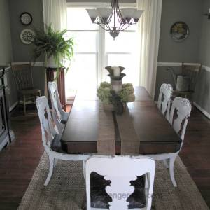 Curbside Chairs Makeover