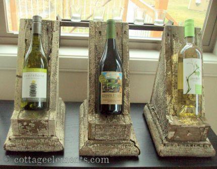 Corbel Wine bottle holder