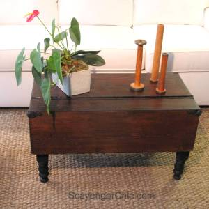 Carpenters Toolbox Coffee Table