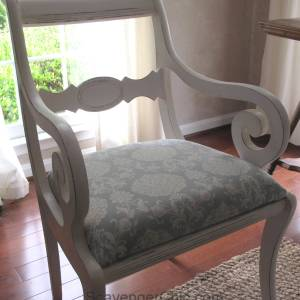 Upholstered Dining Room Chair