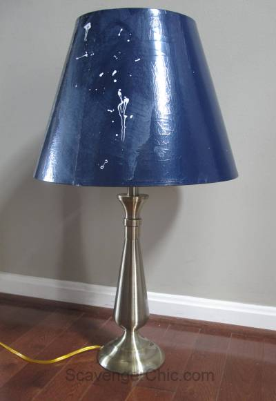 Flea Market Lamps finally get a Makeover