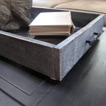 Pallet wood and fabric tray diy-017