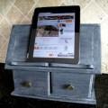 Recipe Box and Cookbook holder