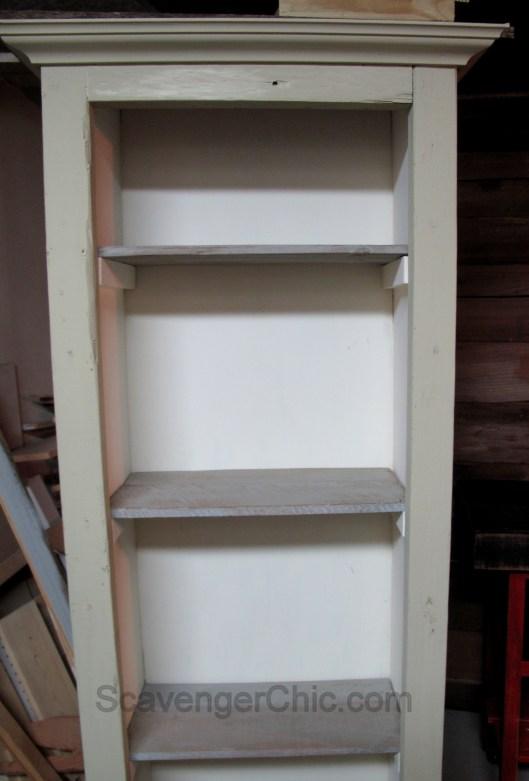 DIY Vintage Shutter Cupboard/Cabinet