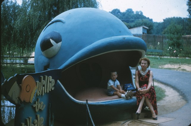 Enchanted Forest Willie the Whale