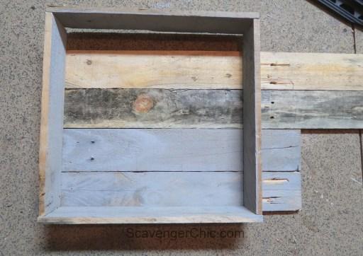 Easy Fall Pumpkin Holder, Centerpiece, Planter, Pallet Wood Projects