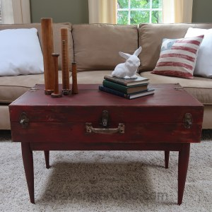 Tool Box Coffee Table