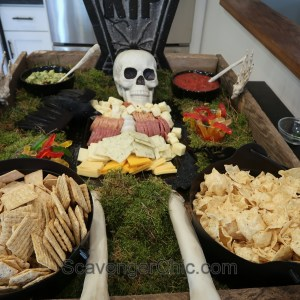 Pallet Wood Cheese Platter