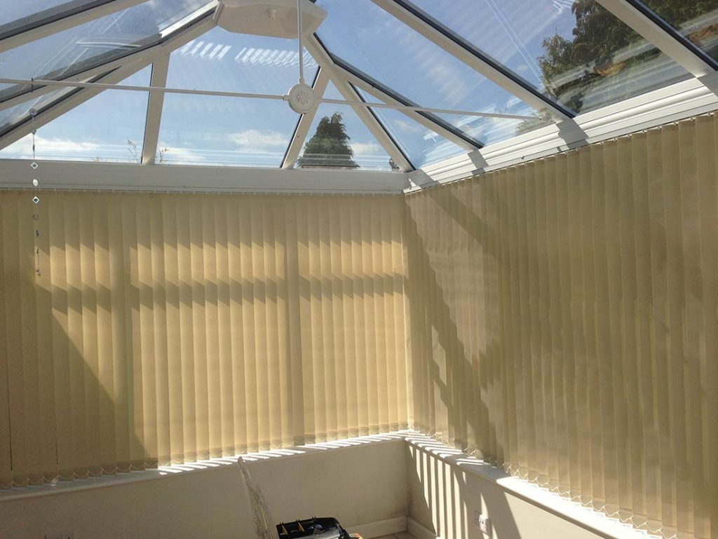 Cost Of Roller Blinds Conservatory Blinds Verticals Roller And Wooden All At The