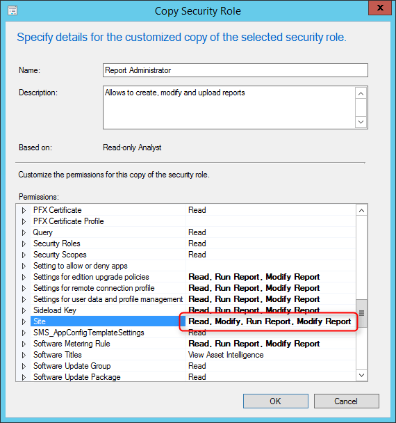 Create A New Report In Sccm 2012 How To Create A New Configuration Manager Report Create Sccm Report Administrator Role