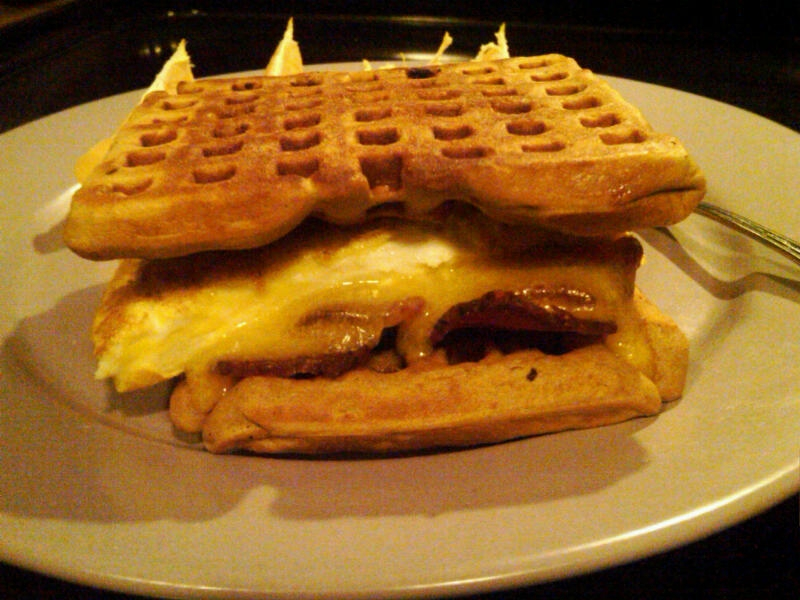 SCD Recipe: Breakfast Sandwiches
