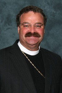 Rev. Matt Harrison, President of the Lutheran Church Missouri Synod