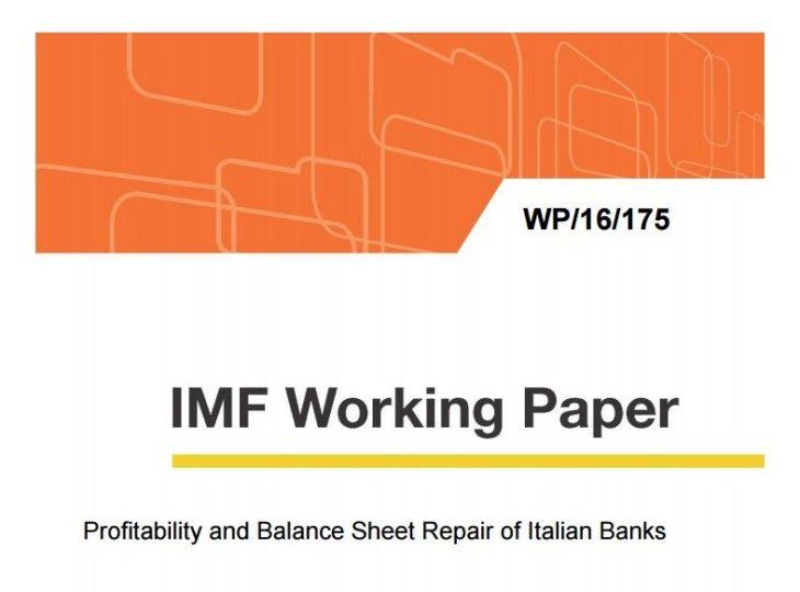 """FMI: """"BANCHE ITALIANE TAGLIATE PERSONALE"""""""