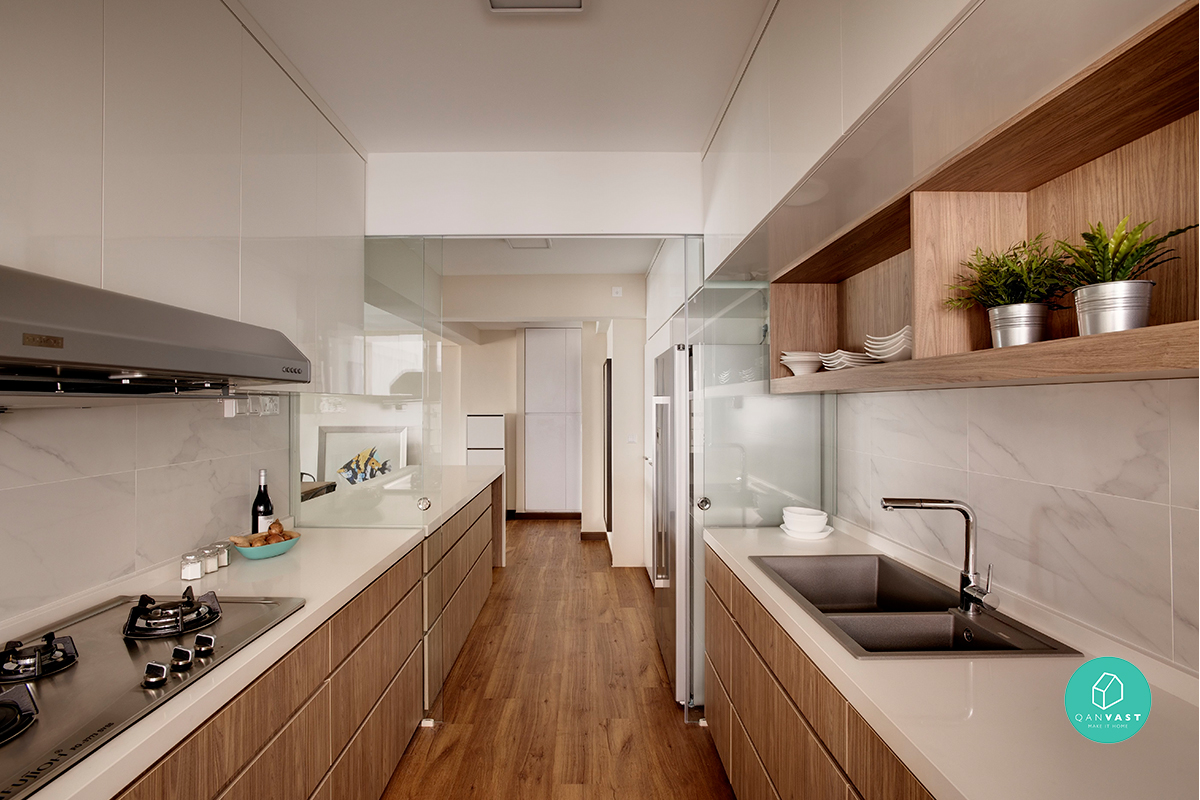Kitchen Cabinet Price List Singapore Guide To Home Renovation In Singapore Scene Sg