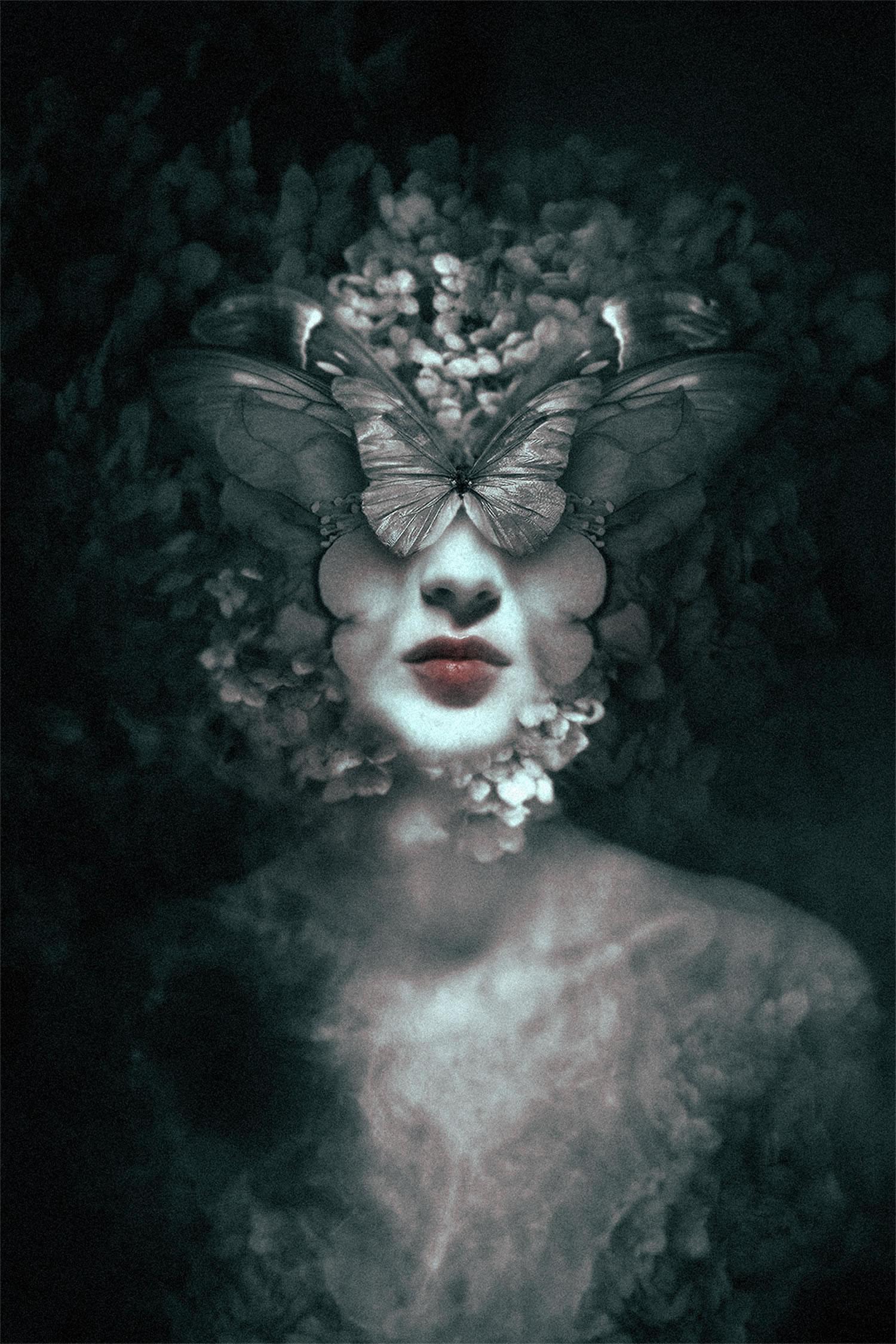 3d Crazy Wallpaper Digital Metamorphosis By Federico Bebber Scene360