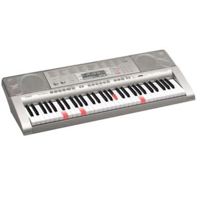 Casio Keyboard Lighted Keys