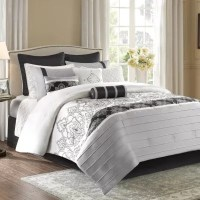 Temsia 12-Piece Bedding Set - Various Size and Colors ...