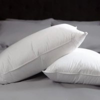 HomeLuxe Comforel Silky Soft Down-Alternative Pillows ...