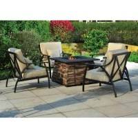 Wishbone 5 pc. Fire Chat Set