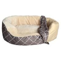 Boots & Barkley Pet Bed Cover Medium Oval Cuddler : Target