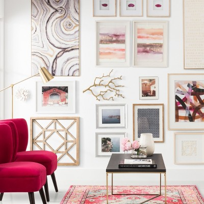 Wall Designs Pictures Gallery Wall Ideas Target