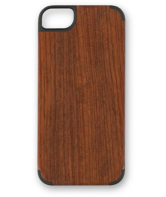 Recover Rosewood Wood iPhone 5  5s Case Zumiez