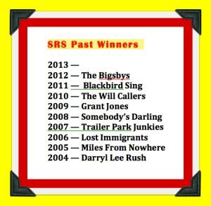 SRS Past winners