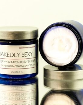 Nakedly Sexy Whipped Body Butter