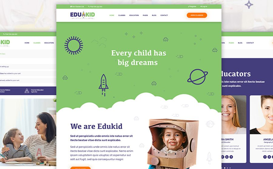Education Wordpress Themes Top 15 to Launch an Educational Website
