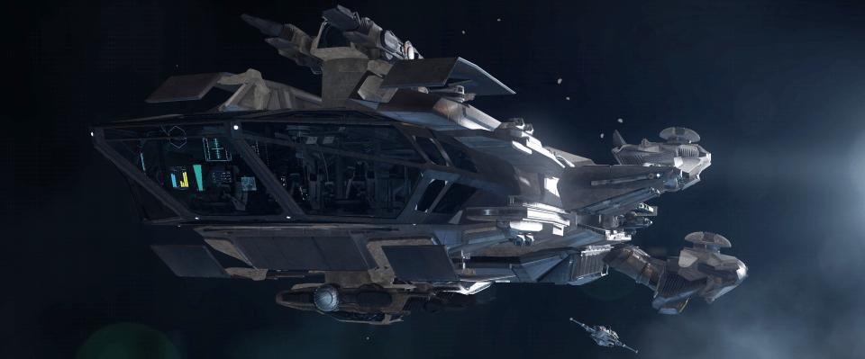 Star Citizen Loaned Ships Alpha 2.0 / 2.1+