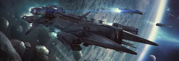 Javelin - Best Ship In Star Citizen?