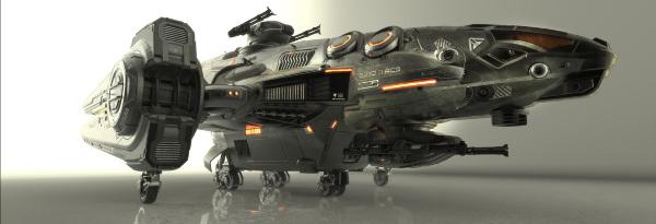 Redeemer - Best Multi Crew Combat Ship in Star Citizen