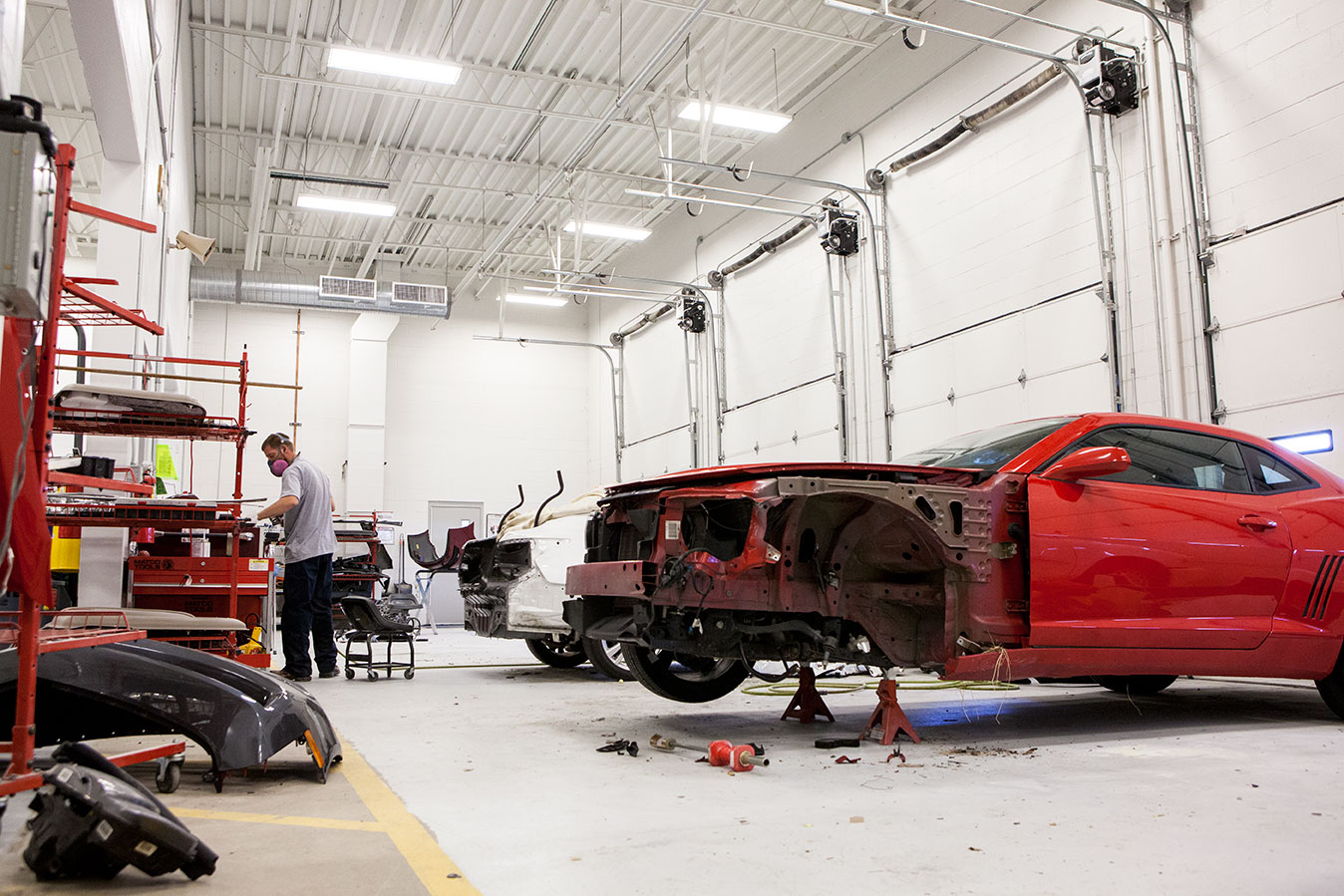 Repair Shop What To Expect From Your Auto Body Repair Estimate