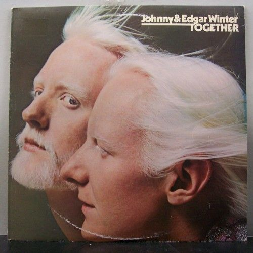 Johnny \ Edgar Winter  - cover note