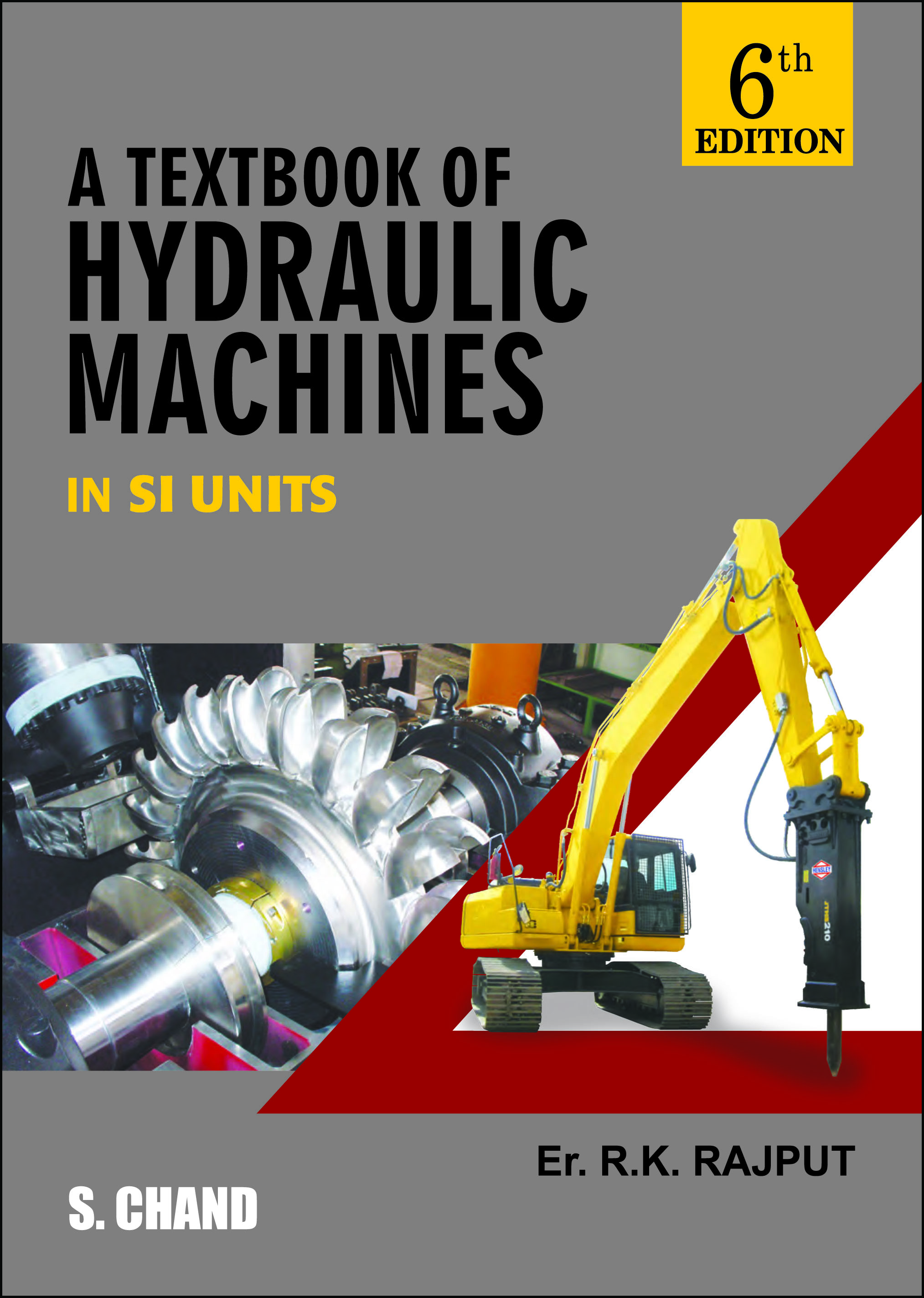 Machine Hydraulic A Textbook Of Hydraulic Machines By Er R K Rajput
