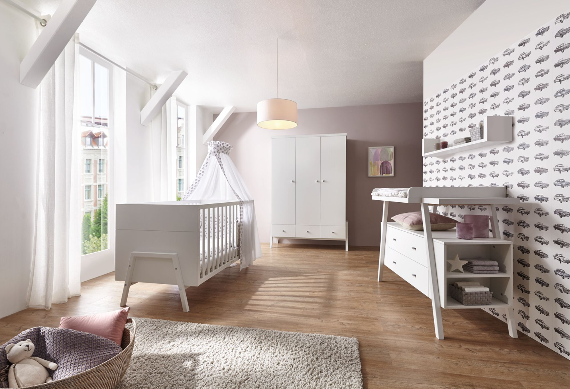 Soft Schrank Kinderzimmer Holly White – Schardt Gmbh & Co. Kg