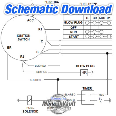 2009-2012 Workhorse W22D RV Chassis Electrical Wiring Diagram PDF