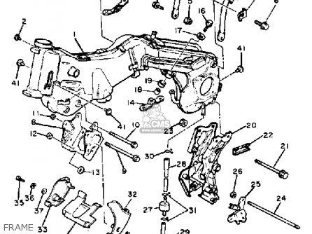 1983 Virago Wire Harness Schematic Wiring Diagram