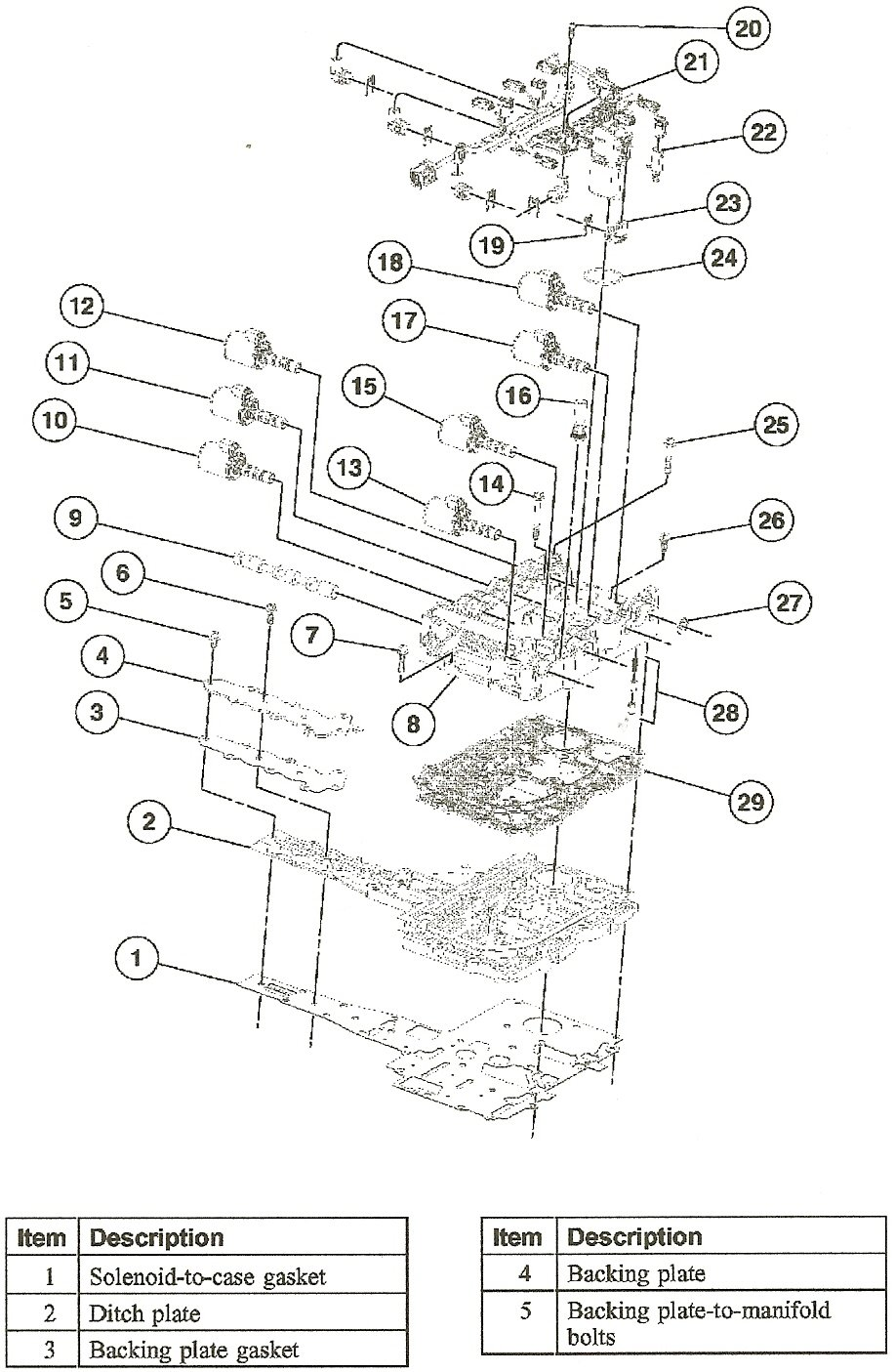 ford e4od transmission wiring diagram as well as 1994 ford f 150
