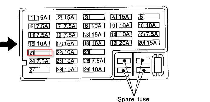 1996 Nissan 200sx Radio Wiring Diagram