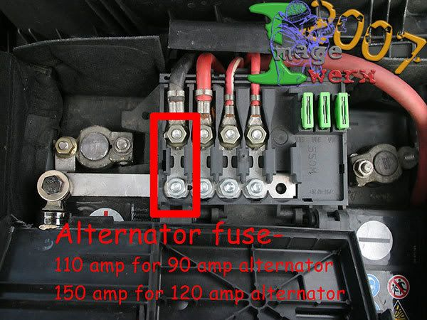 2000 Vw Beetle 18t Battery Top Fuse Box Wiring Diagram