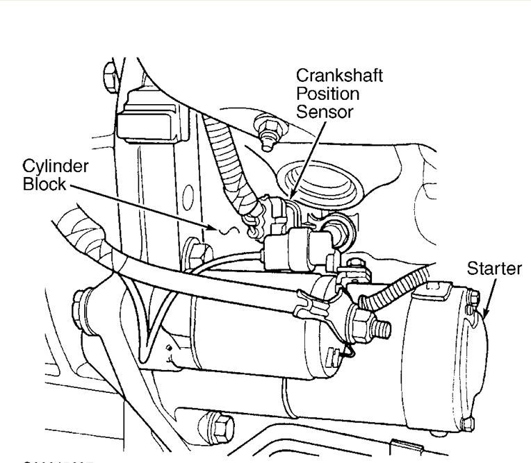 1998 Dodge Stratu Engine Diagram