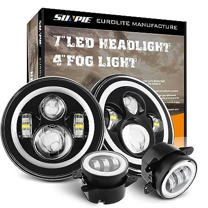 2006 Jeep Wrangler Headlight Upgrade With Halo Wiring Diagram