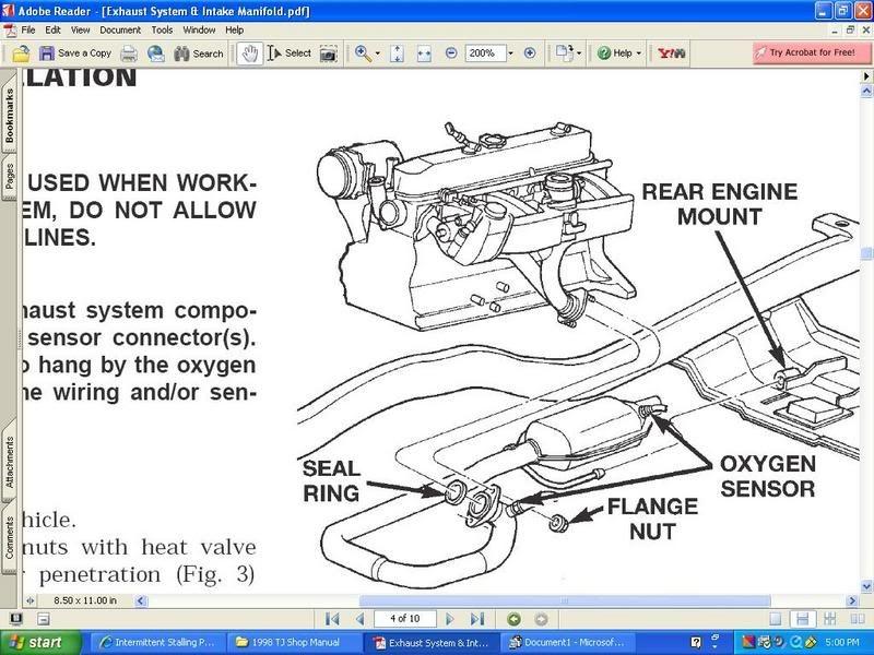 Dodge O2 Sensor Wiring - Catalogue of Schemas on