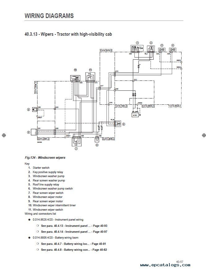 Deutz Wiring Diagrams Electronic Schematics collections